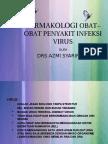 Farmakologi Obat Obat Antivirus
