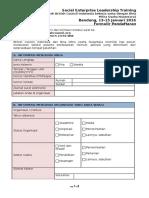 20151234 Se Training Bandung Application Form