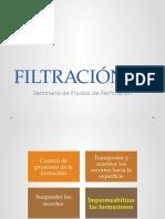 Fenómeno de La Filtración