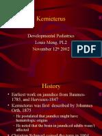 Kern Icterus