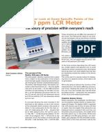 LCR-Meter Elektor