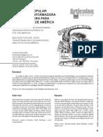 Educación popular. Opción transformadora y emancipadora para los pueblos de América.pdf
