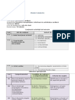 4 Proiect Didactic