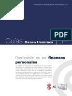Planificacion de Las Finanzas Personales (Deleted Ebcca32c15de597be8209d91f99ee262)