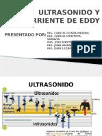 Ultrasonido y Corrientes
