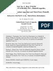 Fed. Sec. L. Rep. P 94,924 American Standard, Inc. v. Crane Co., and Third-Party v. Edward J. Hanley, Third-Party, 510 F.2d 1043, 2d Cir. (1975)