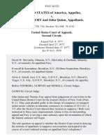 United States v. Thomas Fury and John Quinn, 554 F.2d 522, 2d Cir. (1977)