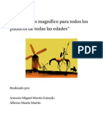 Entrevista Quijote
