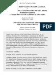 Joseph C. Kilcullen v. New York State Department of Labor, United States of America, Intervenor, 205 F.3d 77, 2d Cir. (2000)