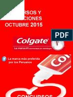 Promociones y Concursos FFVV 2015 -Oct Farmacias