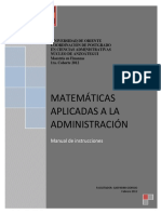 Manual de Curso de Matamaticas II