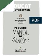 Manual Final ORAÇÕES