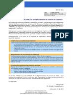 Nuevo Reglamento Nacional Del Sistema de Emisión de Licencias de Conducir VF