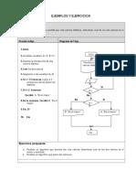 Ejemplos y Ejercicios de Algoritmos-examen