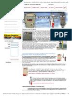 Os Sistemas de Jatos de Água Com Abrasivos Permitem o Corte de Mármore, Granito e Metais Utilizando a Água Sob Alta Pressão e Um Tipo de Abrasivo