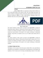AAI Training Report