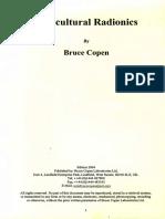 Bruce Copen - Agricultural Radionics [OCR]