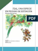 Investigación Quetzal