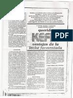 Kefir Artículo