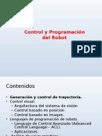 Control y Programacion Del Robot