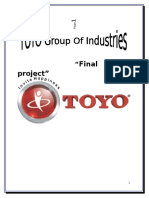 FINAL PROJECT (TOYO Group Of Industries).docx