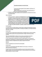 Resumen Mecanismos de Participación