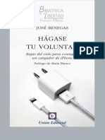 Jose Benegas - Hágase tu voluntad.epub