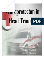 Neuroprotectan in Head Trauma-ok