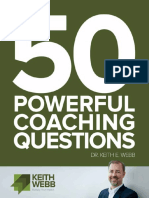 50 Powerful Coaching Questions