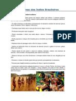 Costumes Dos Índios Brasileiros