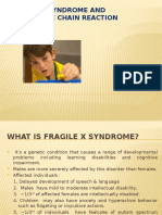 New_Fragile x Syndrome and PCR Detection