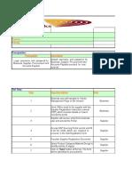 Copy of TS 2a - Vendor Management - Low Risk Supplier Registration Process Procuremetn Rejection. Pb Edit