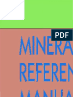 Mineral Reference Manual LISTO