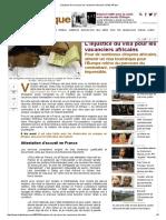 L'Injustice Du Visa Pour Les Vacanciers Africains _ Slate Afrique