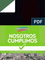Socializacion Pot Comuna 2