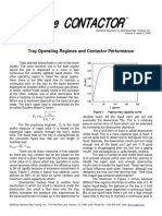 Volume 3-Tray Operting Regimes and Contactor Performance