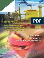 Guide de La Douane Marocaine