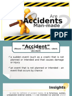 Ch12 - Are Accidents Man-made