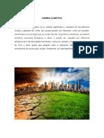 Cambio Climaticodo