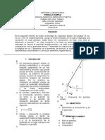Informe Pendulo