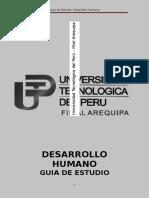 Guía de Estudio - Desarrollo Humano