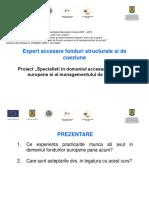 PPT_Expert Accesare Fonduri