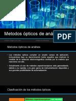 Metodos Ópticos de Análisis