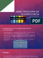 Espectroscopia de Fluorescencia