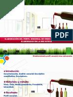 2013 06 14 Establecimiento Del Perfil Sensorial de Vinos Monovarietales Elaborados en RITECA Esther Gamero