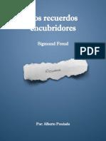 Los Recuerdos Encubridores - Resumen - Alberto Preciado
