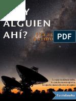 _Hay Alguien Ahi_ - Isaac Asimov