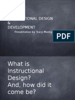 Instructional Design and Development.pptx