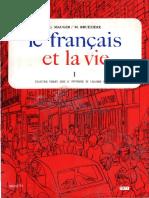 Français Et La Vie 1971