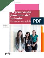 La Generacion Femenina Del Milenio